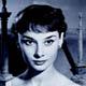 Angus McBean's portrait of Audrey Hepburn