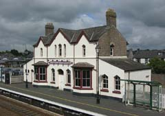 Llanfair PG Railway Station