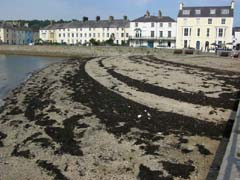 Beach & Promenade, Beaumaris, North Wales