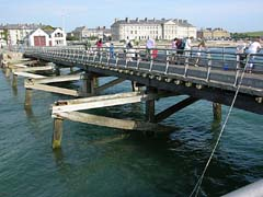 Beaumaris Pier, North Wales