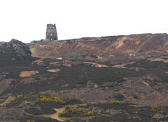 Parys Mountain, Amlwch, Anglesey