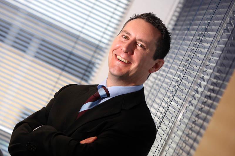 Paul Brown, CEO of Certus TG