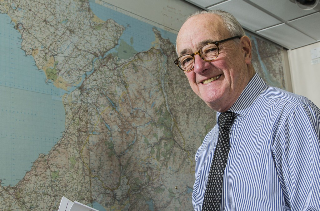 Office of the Police and Crime Commissioner North Wales Winston Roddick