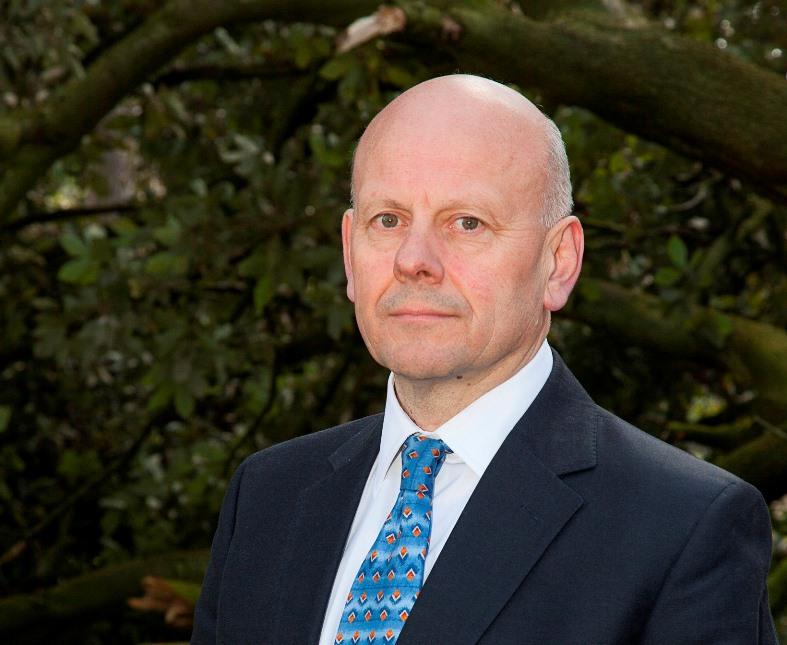 Mario Kreft proprietor of Pendine Park homes.