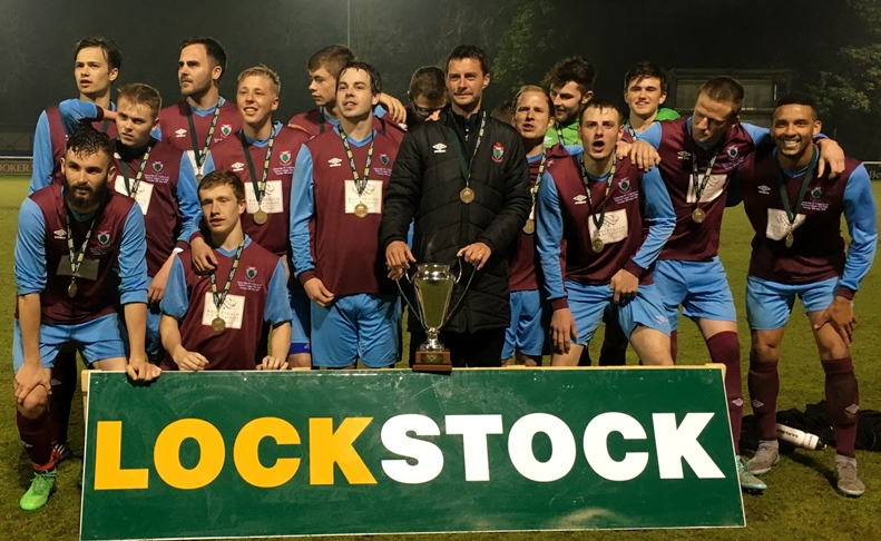 Lock Stock football winner icons