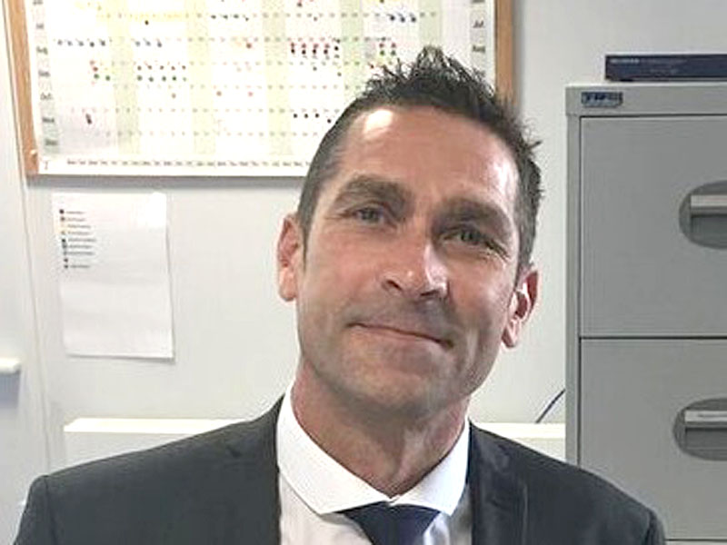 Colin Brew, WCNW Chamber Chief Executive