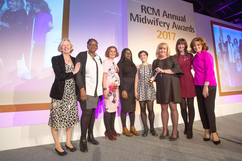 Cardiff Slimming World Partnership working award