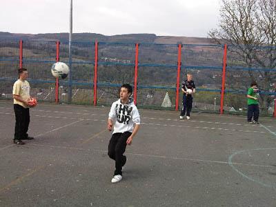 Football RCT