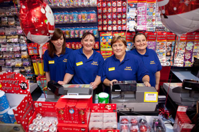 Welsh Icons News | Card Factory opening to create new jobs ...
